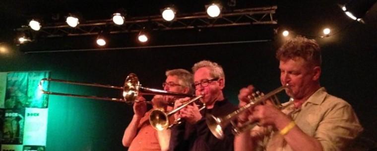 Horns All Ellington - Joost Buis, Jimmy Sernesky, Eric Boeren