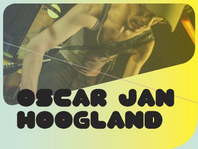 Oscar Jan Hoogland
